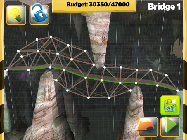 solution bridge 1 - Tiltin East - picture