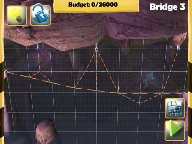 solution bridge 3 - Tiltin West - picture