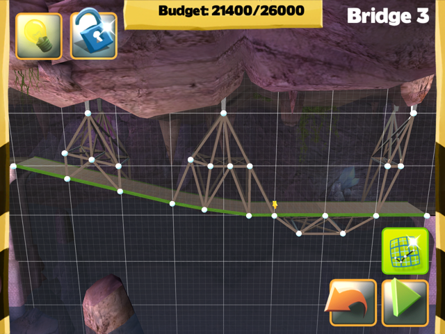 solution bridge 3 - Tiltin West - picture