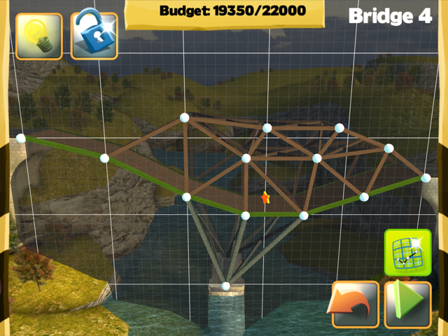 solution bridge 4 - Tiltin West - picture