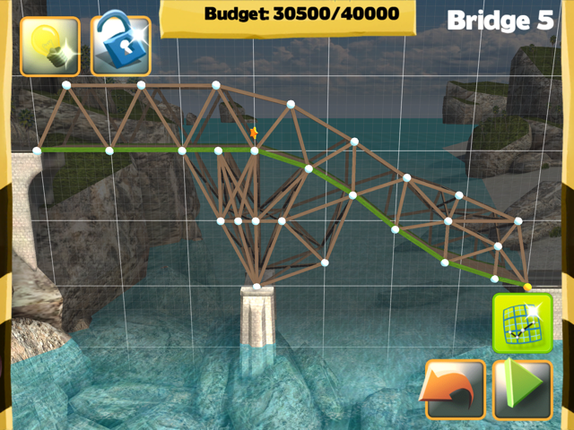 solution bridge 5 - Tiltin East - picture