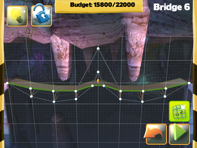 solution bridge 6 - Tiltin East - picture