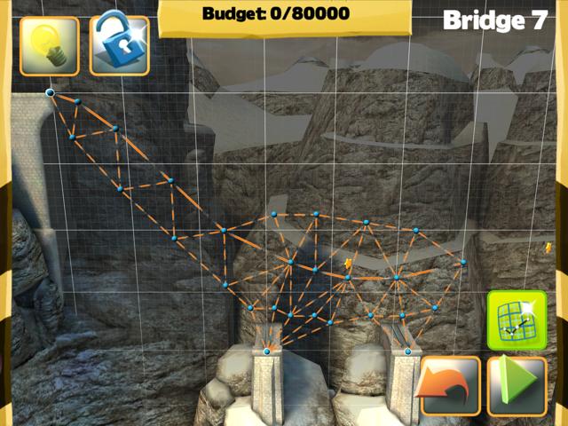 solution bridge 7 - Tiltin West - picture