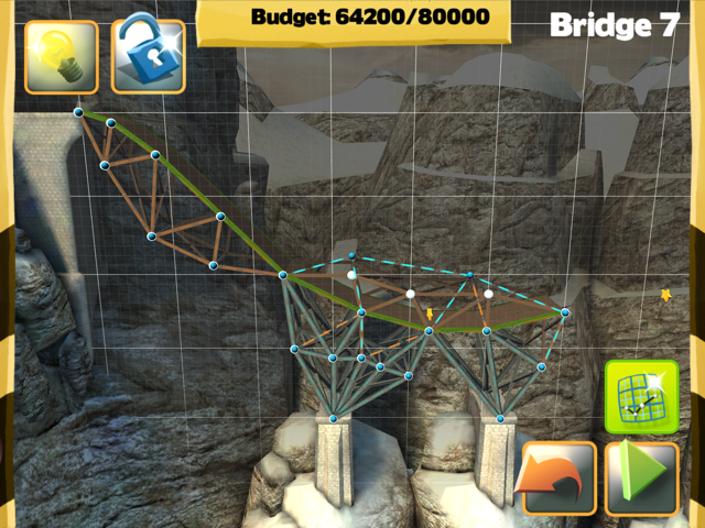 solution bridge 7 - Tiltin West - picture